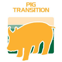 pig transition feed bag icon
